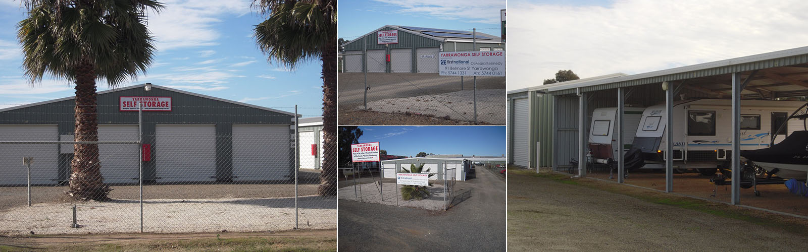 Self Storage Units in Yarrawonga